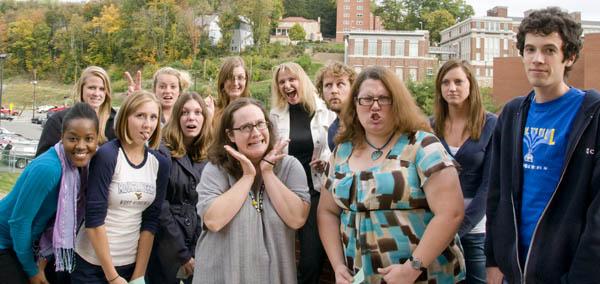 The IDEA Lab, Fall 2010